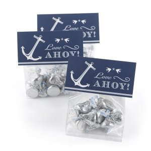 Nautical Treat Topper Kit (Set of 25) image