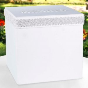 Bling Wedding Card Box image