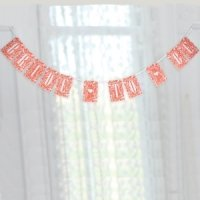 Pink Coral Floral Bride-to-Be Banner