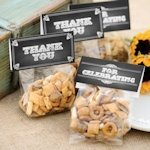 Chalkboard Style Treat Toppers (Set of 25)