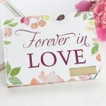 Floral Forever Guest Book