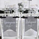 Charming Vintage Signs - Bridesmaid & Groomsman