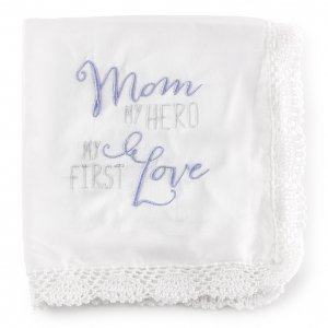 Mom My Hero Hanky image