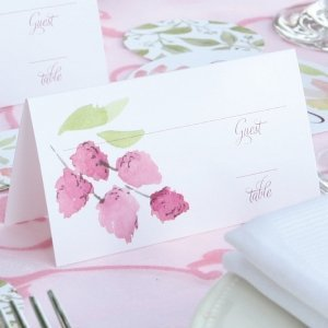 Floral Forever Place Card (Set of 25) image