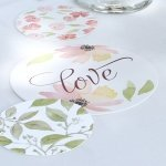 Floral Forever Table Decorations (Set of 32)