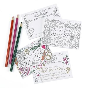 Color a Pic Advice Cards (Set of 25) image
