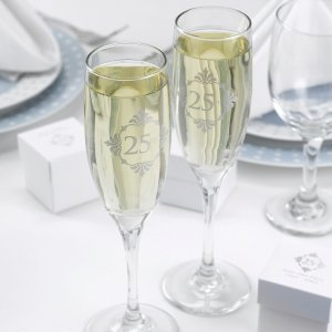 Silver Anniversary Flutes image