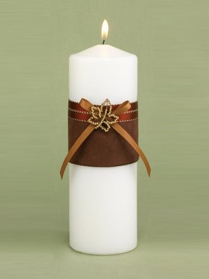 Fall in Love Unity Candle image