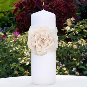 Love Blooms Unity Candle image