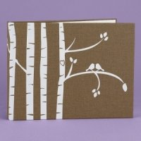 Birch Trees Guest Book
