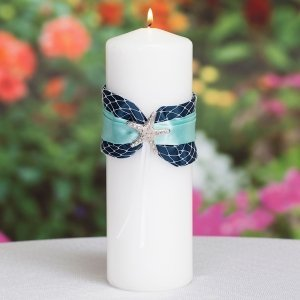 Treasures from the Sea Unity Candle image