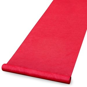 Red Aisle Runner image