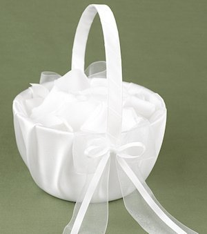 Simply Sweet Flower Girls Basket image