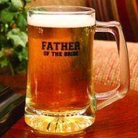 Personalized Father of the Bride Mug