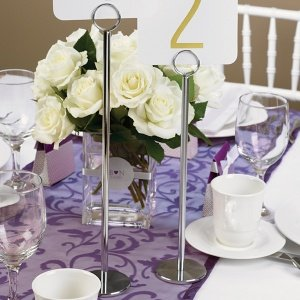 Wedding Reception Table Number Stand (2 Sizes) image