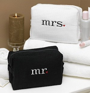 Mr. and Mrs. Travel Bags image