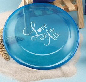 Love is in the Air Frisbee Favor image