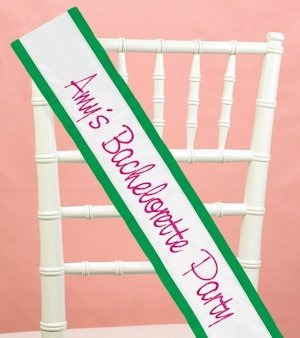 Custom Mix and Match Sash (3 Colors) image
