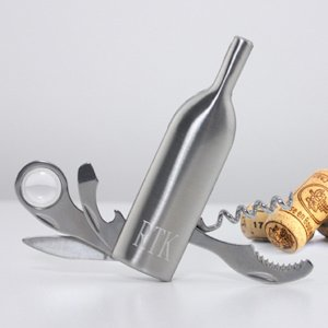 Personalized Vino Wine Bottle Multi-Tool image