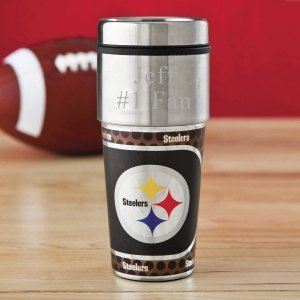 Personalized NFL Travel Tumbler (15 Teams) image