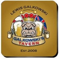 Personalized English Bulldog Coaster Set