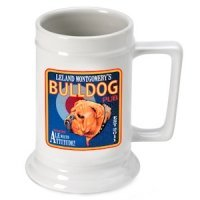 Personalized Ale Beer Stein