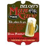 Personalized Vintage Man Cave Pub Sign