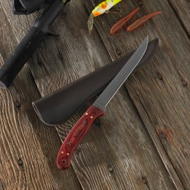 Personalized Woody Filet Knife image