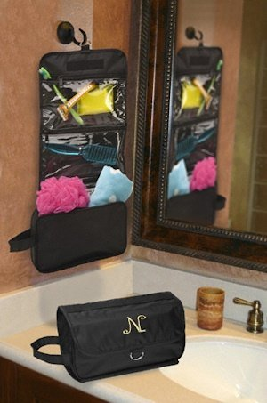 Personalized Hanging Toiletry Bag image