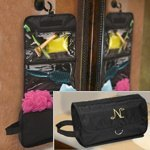 Personalized Hanging Toiletry Bag