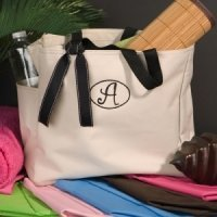 Personalized Smart Gal Tote Bag