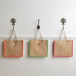 Personalized Island Tote Bag image