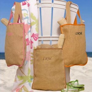 Southampton Personalized Tote Bag image