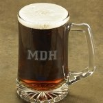 Personalized Monogram Sports Mug