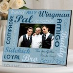 Best Buds Wedding Party Frames
