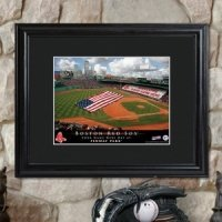 Personalized Framed MLB Stadium Print