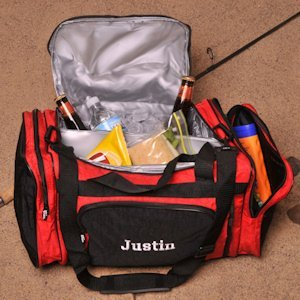 Personalized Cooler Duffle image