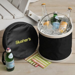 Personalized Pop-Up Cooler Bucket image