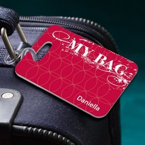 Personalized 'My Bag' Luggage Tag image