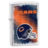 Personalized NFL Zippo Lighters (10 Teams)