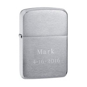 Personalized Replica 1941 Zippo Lighter image