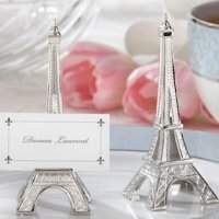 Eiffel Tower Place Card Holders (Set of 4)
