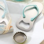 Flip Flop Bottle Opener Favors