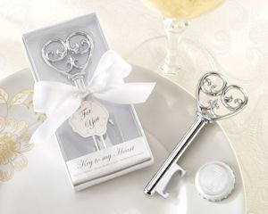 Simply Elegant Heart Bottle Opener image
