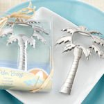 Tropical Summer Breeze Palm Tree Bottle Opener Favors