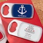 Personalized Bottle Opener Party Favors