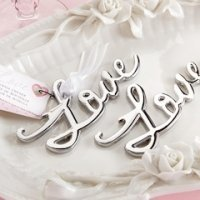 Love Bottle Opener Wedding Favor