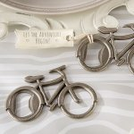 Bicycle Bottle Opener Favors
