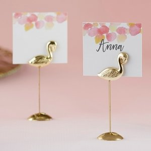 Flamingo Place Card Holder (Set of 6) image