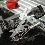 Heart Whisk Favor in Black 'Whisked Away' Box